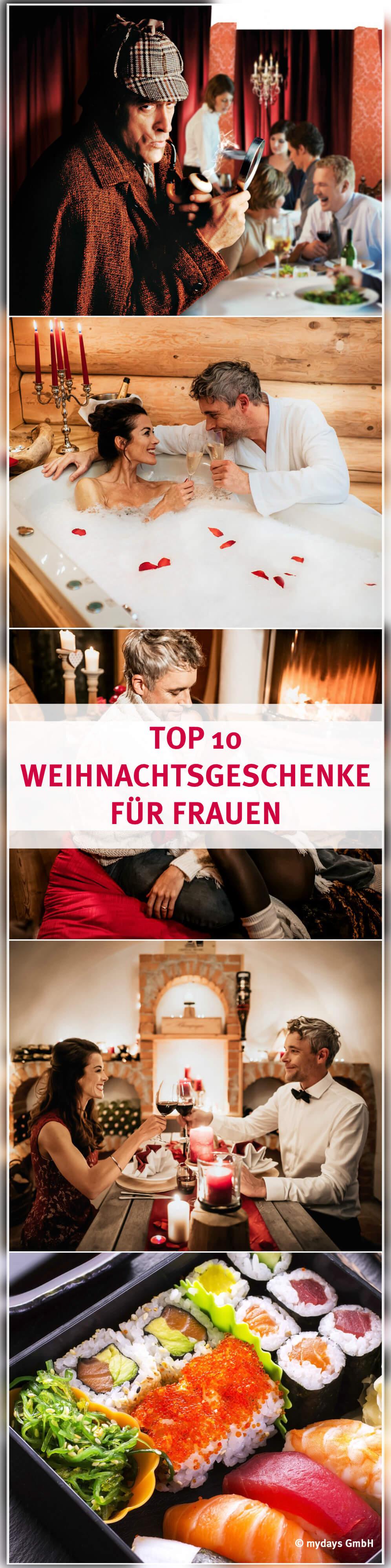 Top 10 Weihnachtsgeschenke für Frauen - Ein kleiner Tipp für die ...