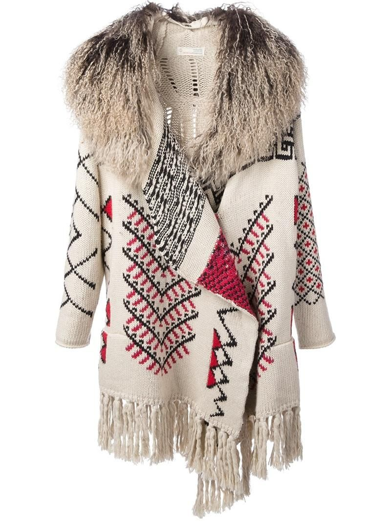Odd Molly 'indy Girl' Blanket Cardigan