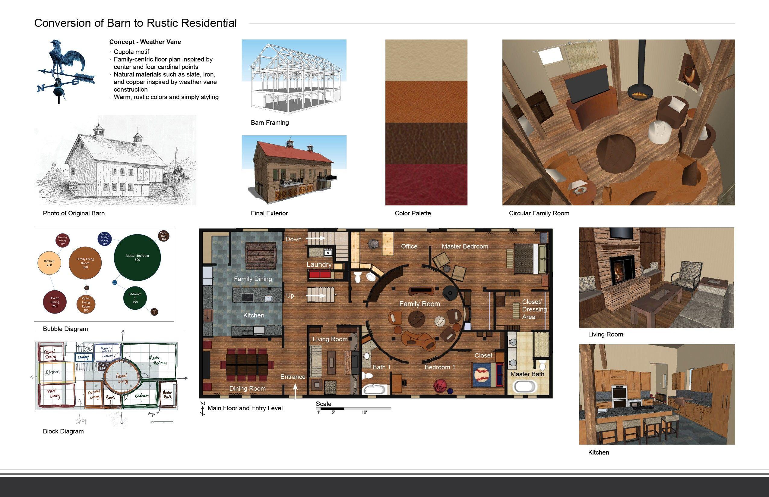 Sample Portfolio Of Interior Design Student Refrence