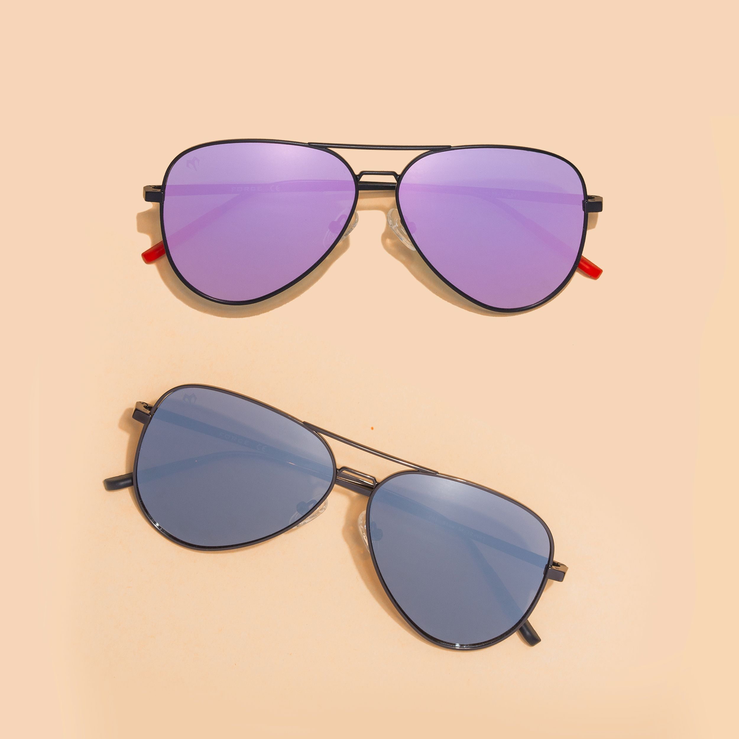 b6f2071808e The aviator sunglasses from the Force collection by Marsquest are 100% UV  protected