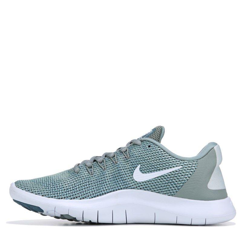 ae39a3f8992 Nike Women s Flex Run 2018 Running Shoes (Mica Green Silver Te) in ...