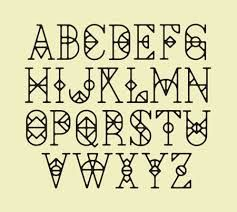Image Result For Really Cool Writing Fonts  Czcionki