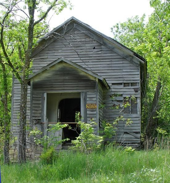 Abandoned Churches, Old Abandoned Buildings