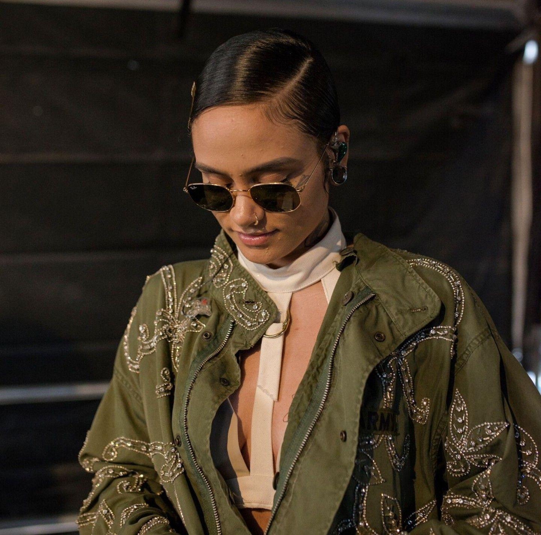 Kehlani 2018 Outfits