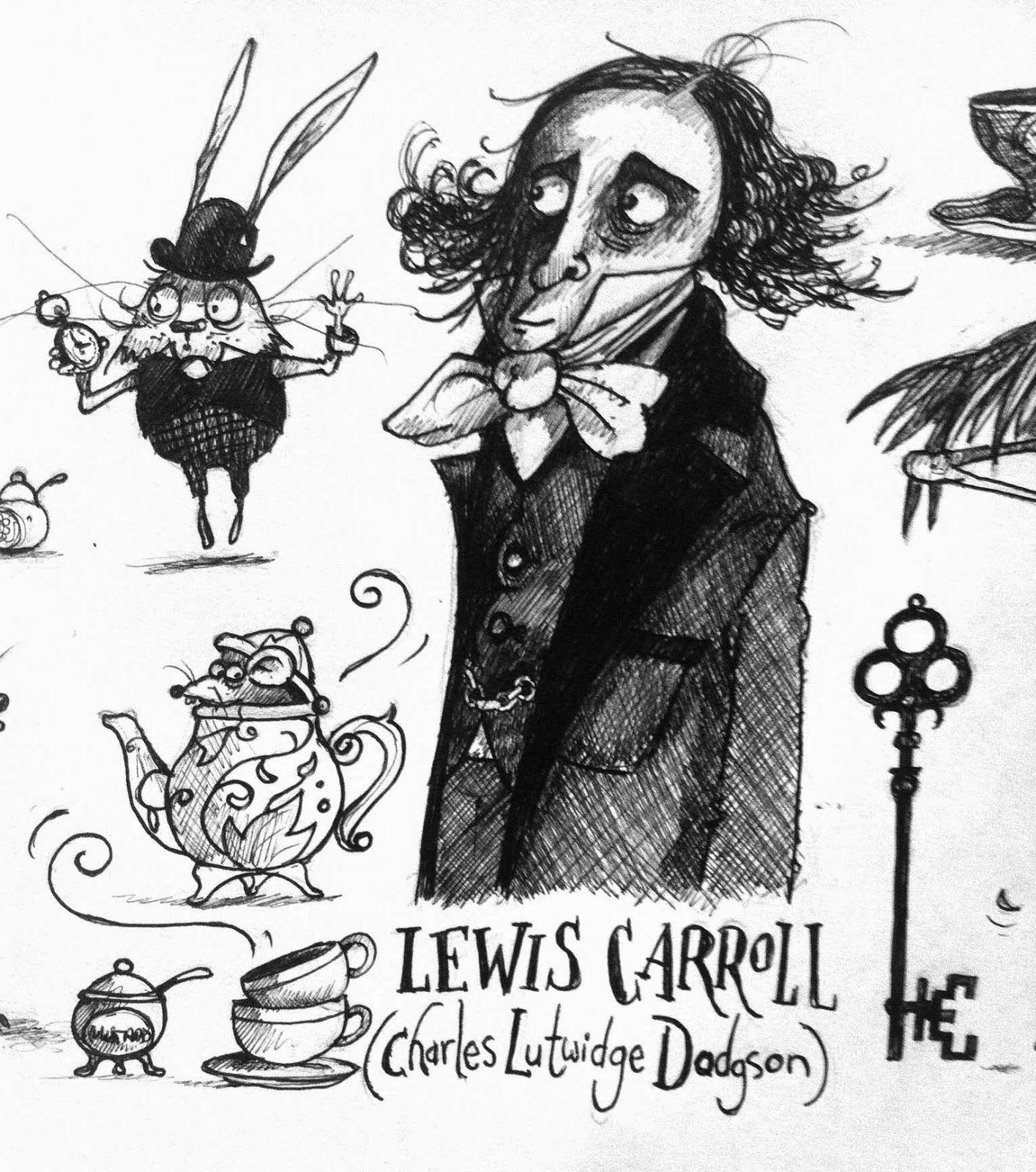 Scribblemanic World Of Chris Mould Zeichnungen
