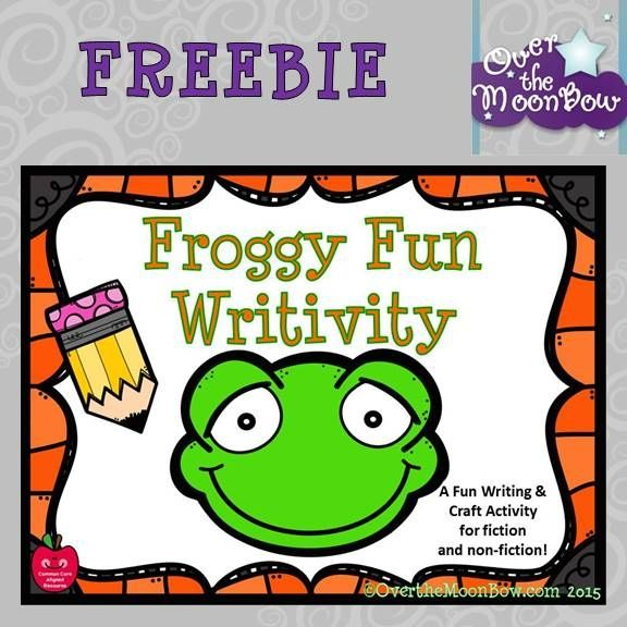 This Writivity Pack is just the thing to add a little fun to your writing without taking too much instructional time. Your students will be begging to write!