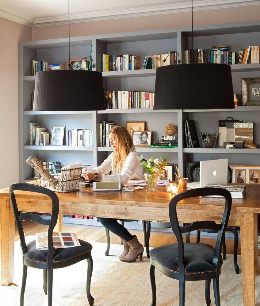 Copy Cat Chic Room Redo Home office space, Home office