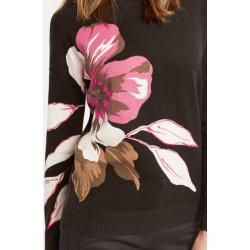 Photo of Gerry Weber jumper with large flower multicolored women Gerry WeberGerry Weber