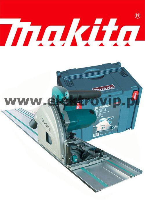 Zaglebiarka Makita 165mm Sp6000 Szyna 1 4m Kufer Makita Carpentry Tools Graphic Card
