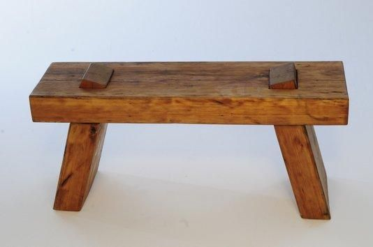 Miraculous Simple Dimple Bench Made With A Sturdy Mortise And Tenon Machost Co Dining Chair Design Ideas Machostcouk