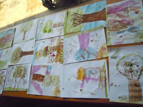 Acquerelli Bambini ~ 184 best laboratori e lavoretti per bambini kids craft images on