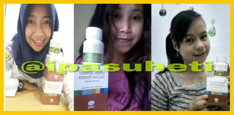 Harga Promo Obat Peninggi Badan Tiens Terbaru Paket Susu Nhcp Zinc