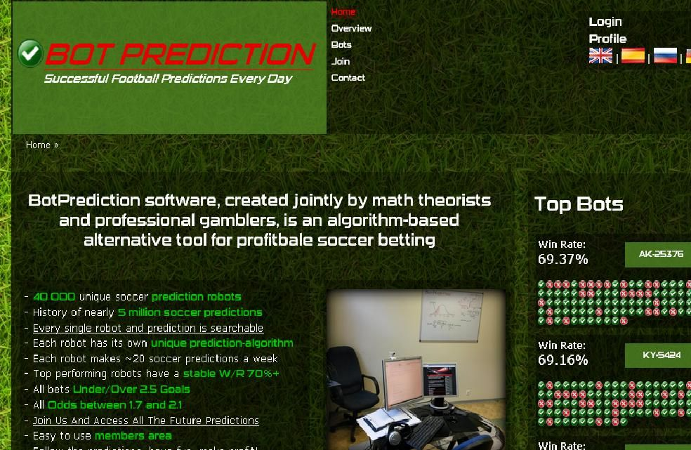 Profitable Soccer Predictions from verified soccer prediction
