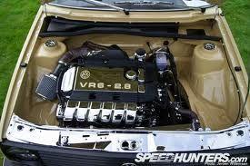 vr6 shave engine bay | VR6 Mk2 | Engineering, Volkswagen, Cars