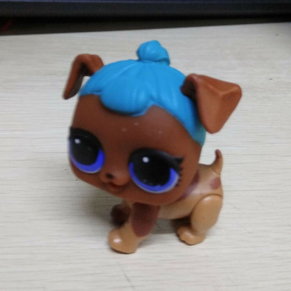 LOL Surprise Pets Doll Animals Makeover Series 5 Ice Barker No Fuzzy Girl Gift