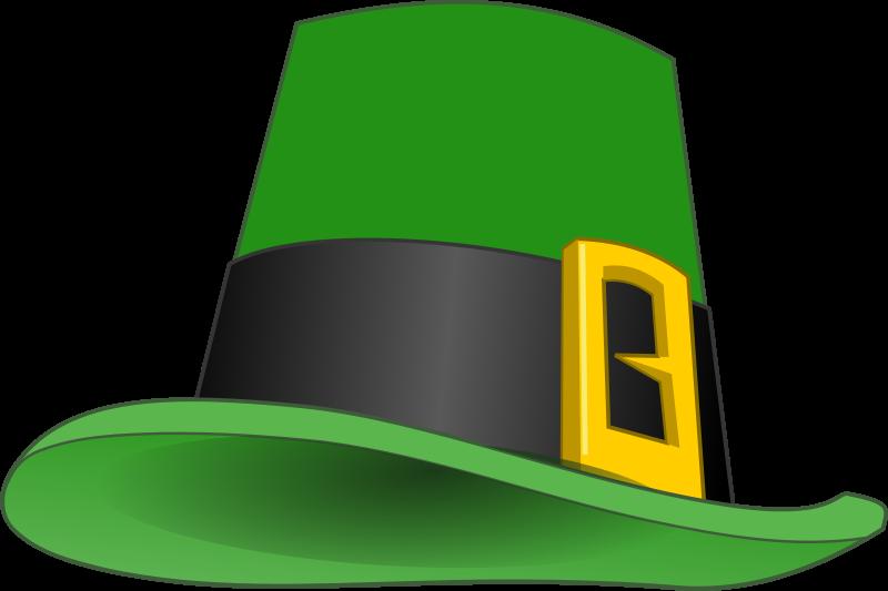 Free Clipart Leprechaun S Hat 2 Mairin St Patricks Day Clipart Leprechaun Hats Leprechaun