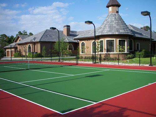 Tennis Court Refinishing Contractors Florida