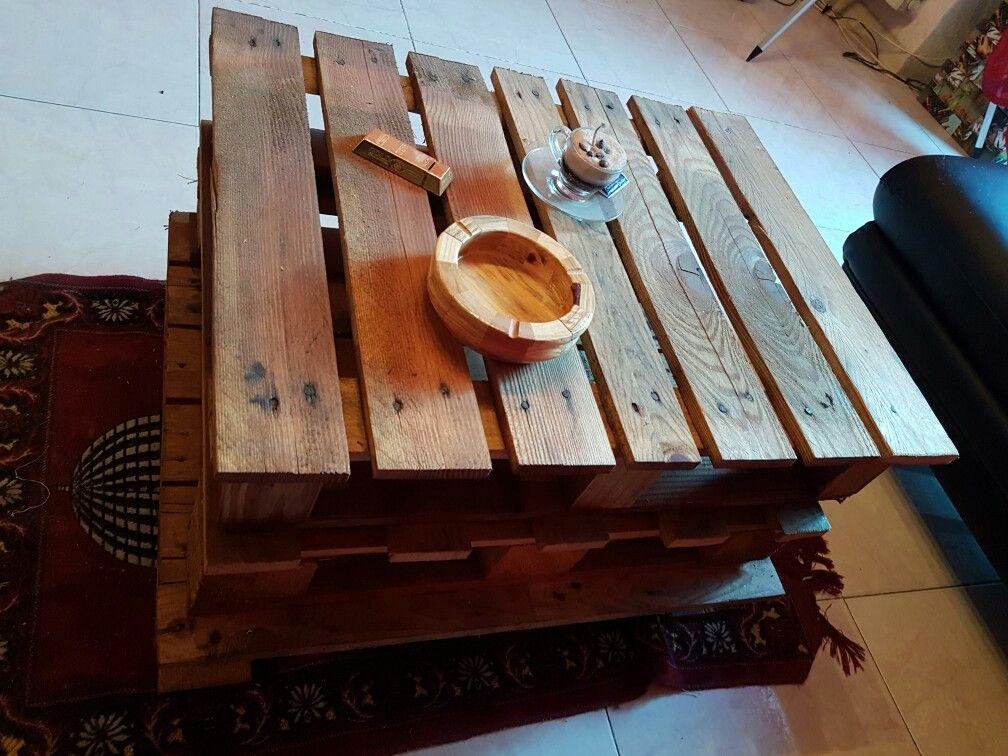 Tavolo pallet ~ Db by dialma brown h l p tavolo rettangolare