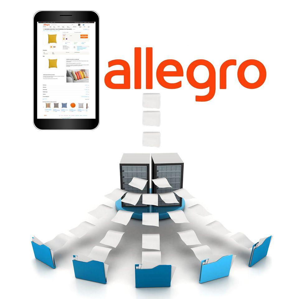 Sprzedajecie Na Allegro I Wasze Aukcje Nadal Nie Posiadaja Nowego Opisu Allegro Z Mysla O Was Przygotowalo Narzedzie O N Marketing Gaming Logos Nintendo Games