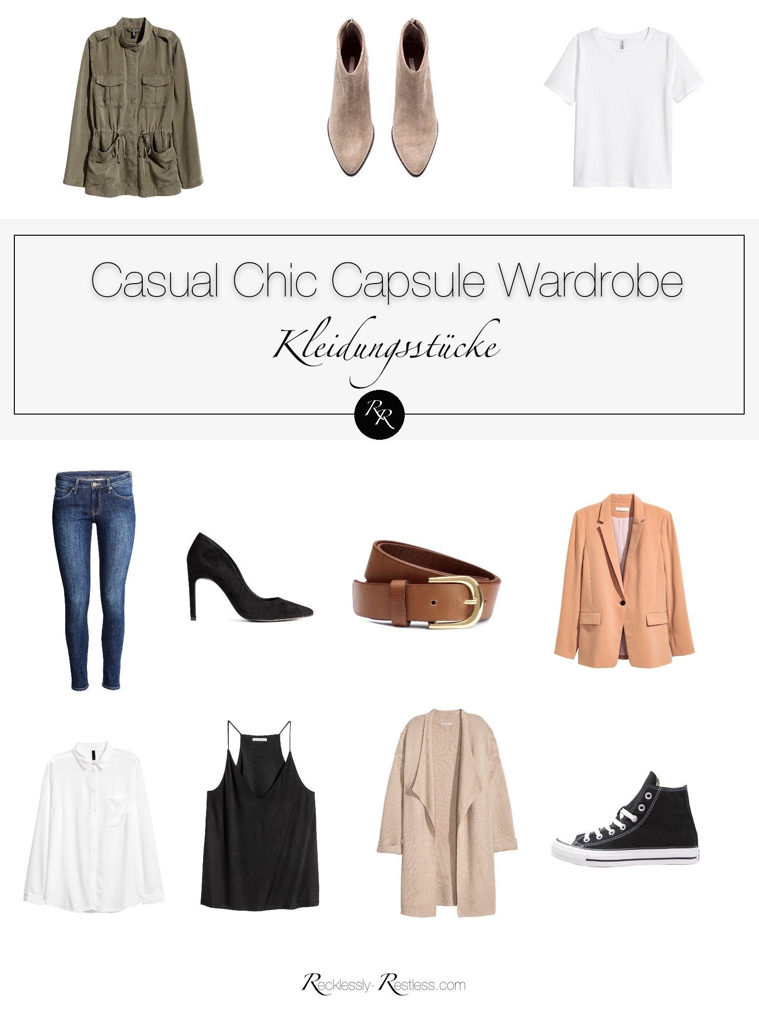 Stil Serie Wie Der Casual Chic Look Funktioniert Recklessly Restless Com Lassige Mode Kleidung Mode Bekleidungsstile