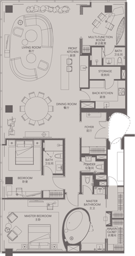 Guest Bedroom Office Layout