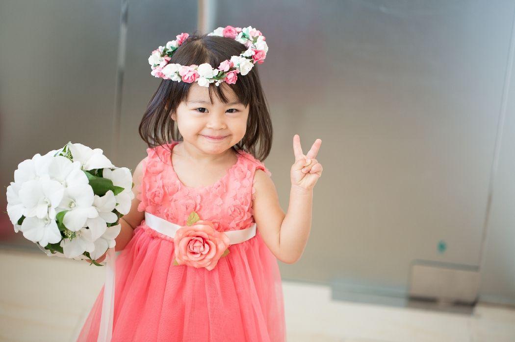 女の子ママ必見 発表会や結婚式にもぴったりなパーティーヘアアレンジ