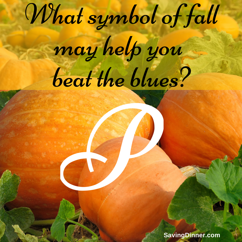 What Symbol Of Fall May Help You Beat The Blues Depression