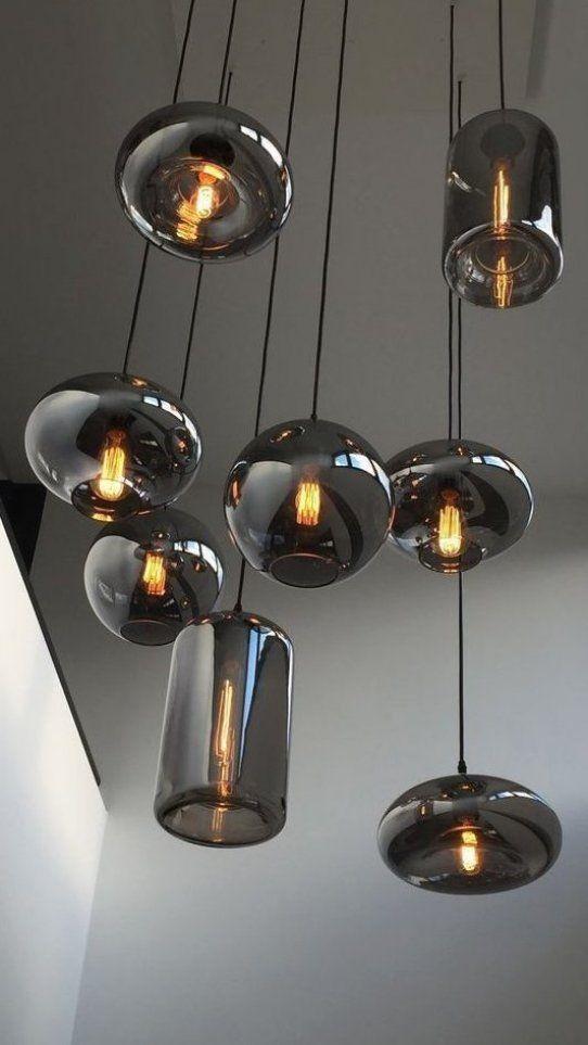 46 Ayd Nlatma Ev Dekorasyonu Diy Al Malar N Z Ba Latmak I In Ayd Nlatma Ba Latmak In 2020 Trendy Lighting Glass Pendant Light Italian Furniture Design