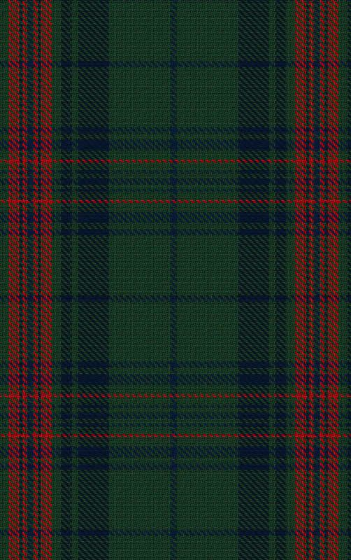 Wales Tartan Owen Bowen My Family To Honor Our Celtic Heritage