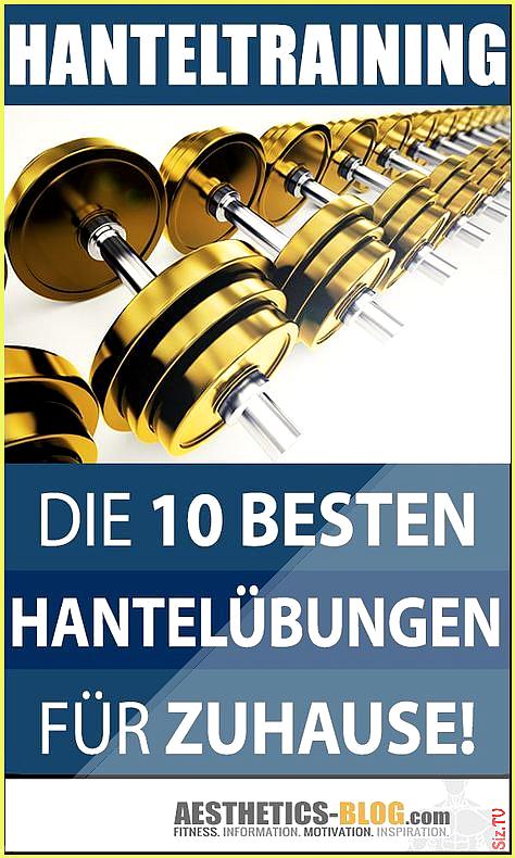 Hanteltraining  die 10 effektivsten Hantel bungen f r Zuhause Hanteltraining  die 10 effektivsten Ha...