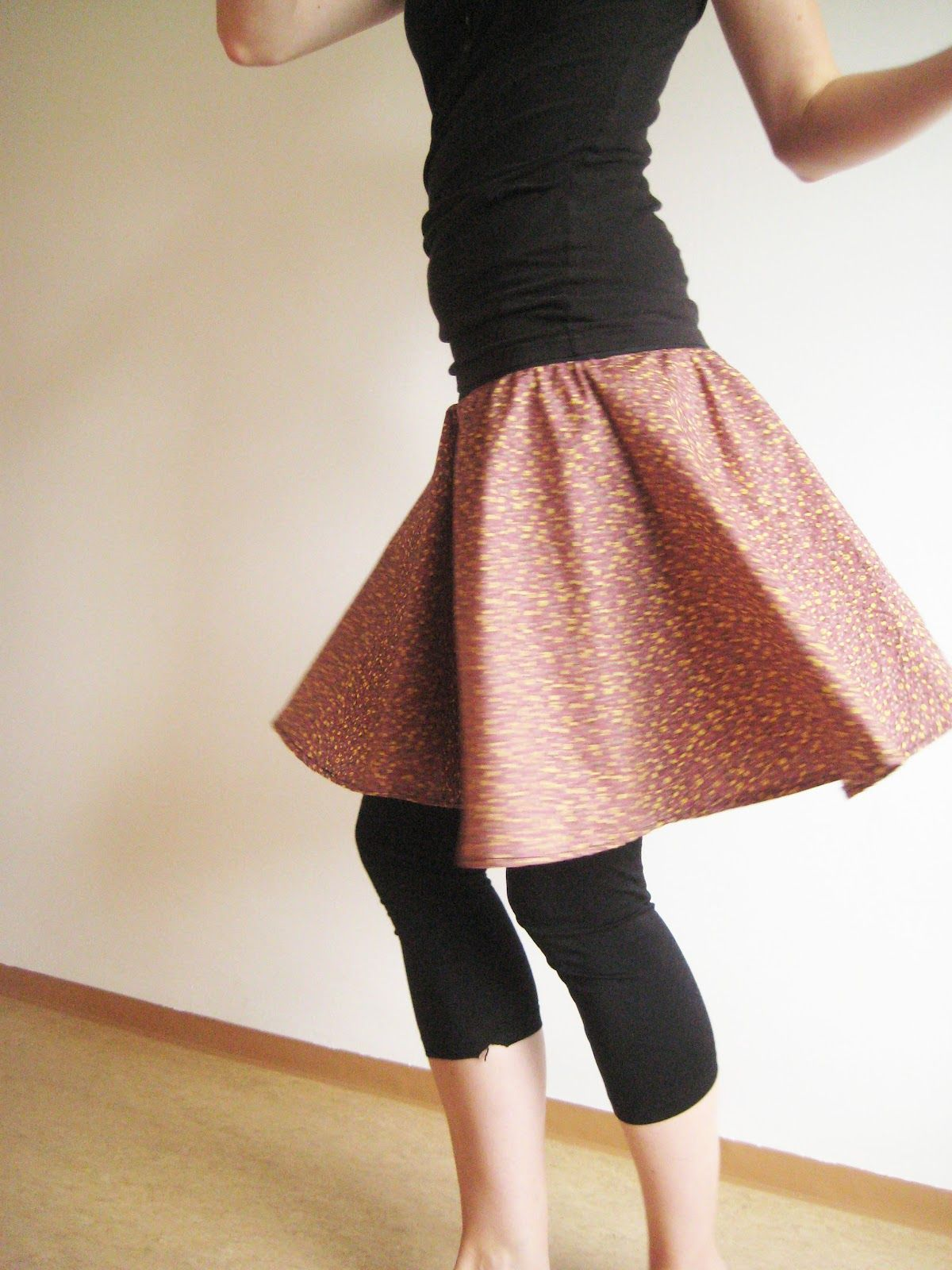 Make your own skirt