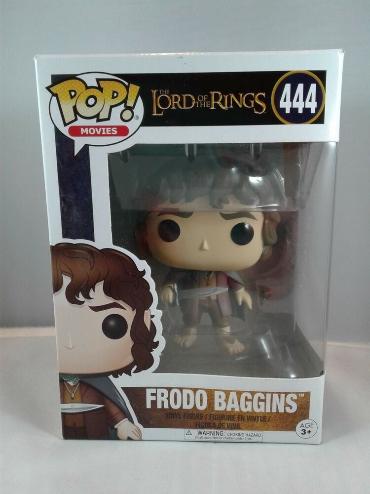Movies #444 Vinyl Figur Funko Invisible Frodo Baggins The Lord Of The Rings POP