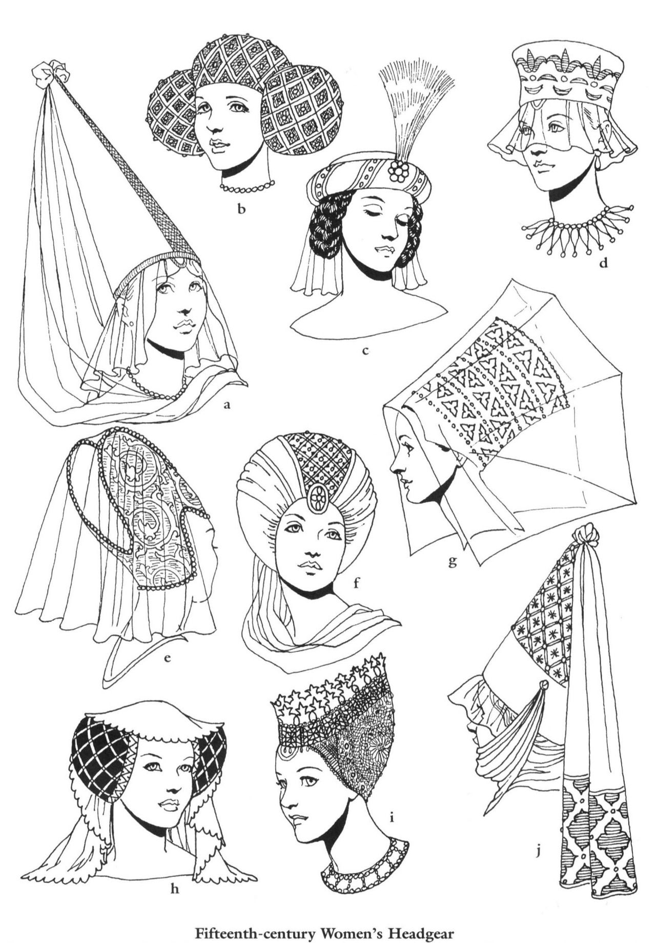 S fashion history ce pinterest medieval hats