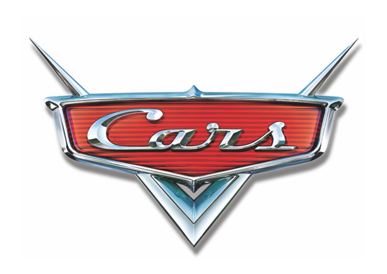 Disney and Pixar Cars Logo Vector Imagenes de cars