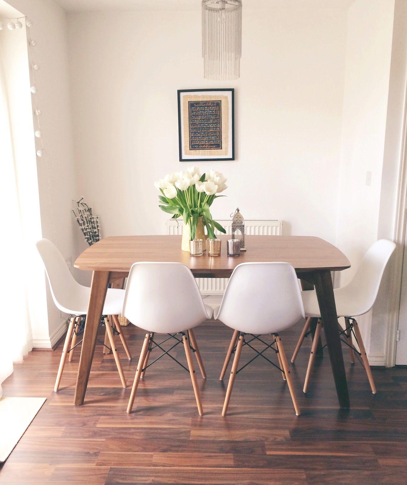 Modern Minimalist Dining Room Design