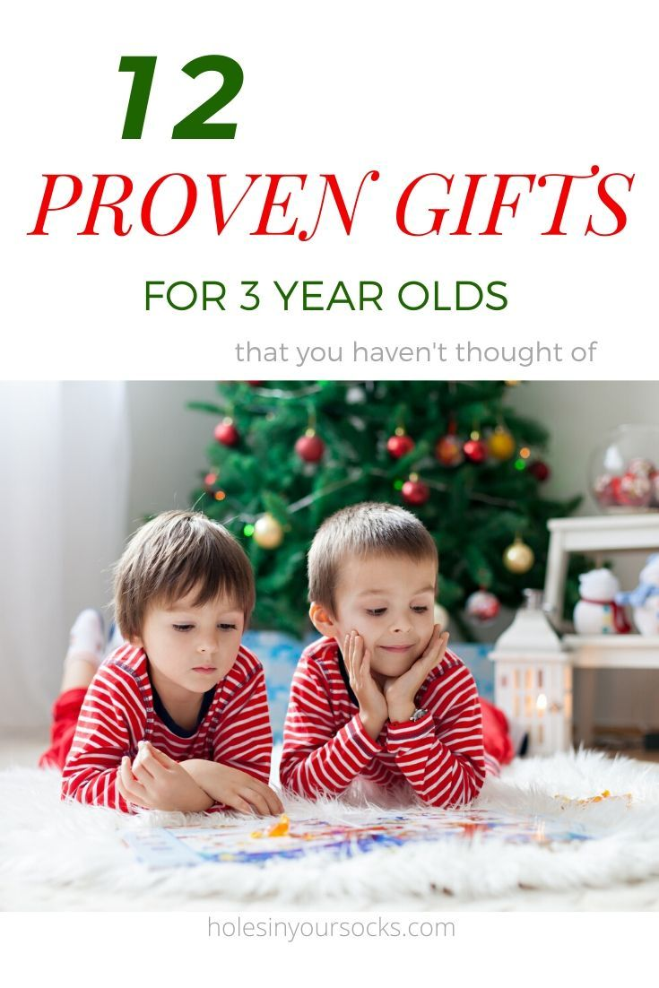 Best Gifts for 3 Year Old Boys | 3 year old christmas ...
