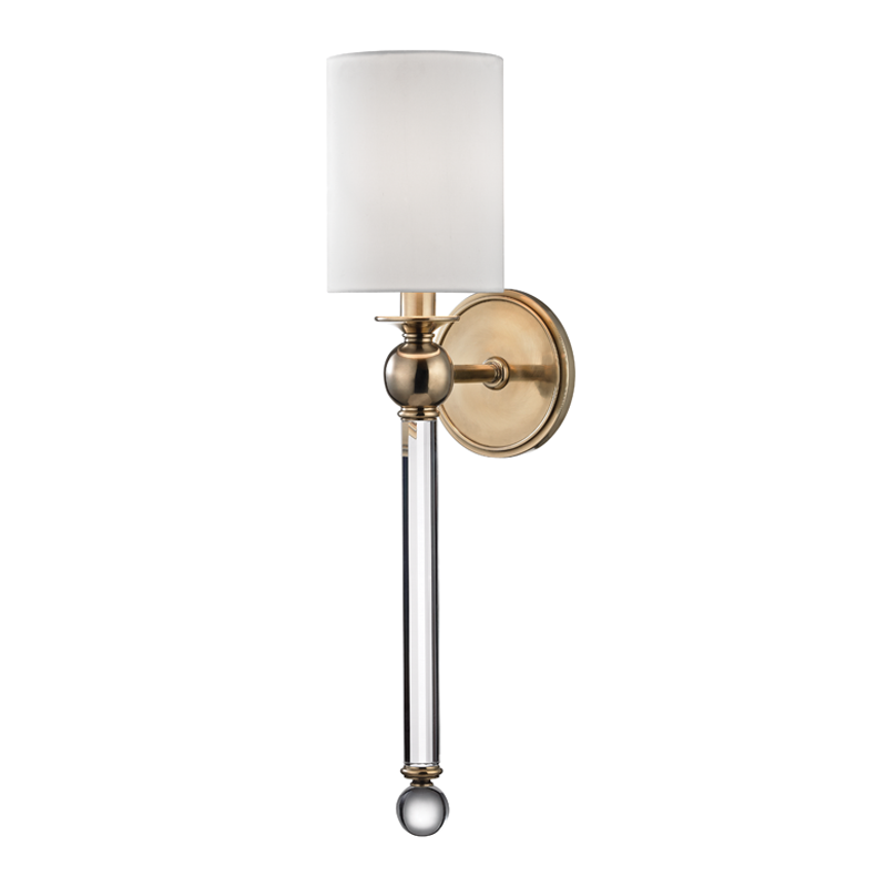 gordon wall sconce hudson valley lighting love this but i think it
