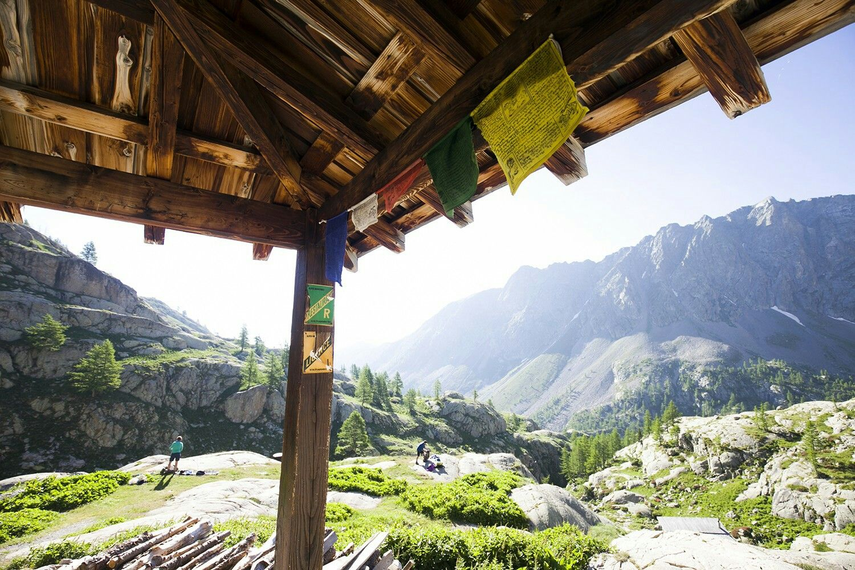 Gite in national parc Mercantour, France