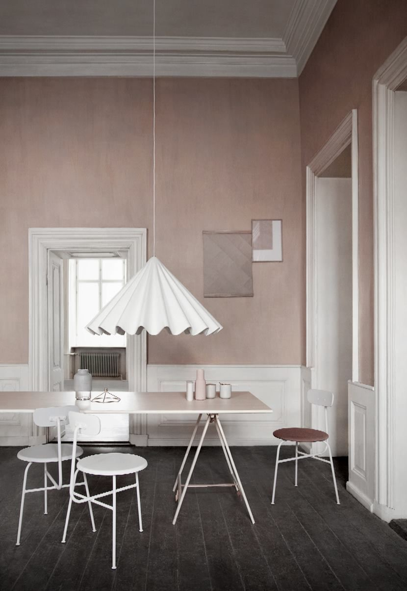 Honest and simple. Knot Trestle by Cecilie Manz