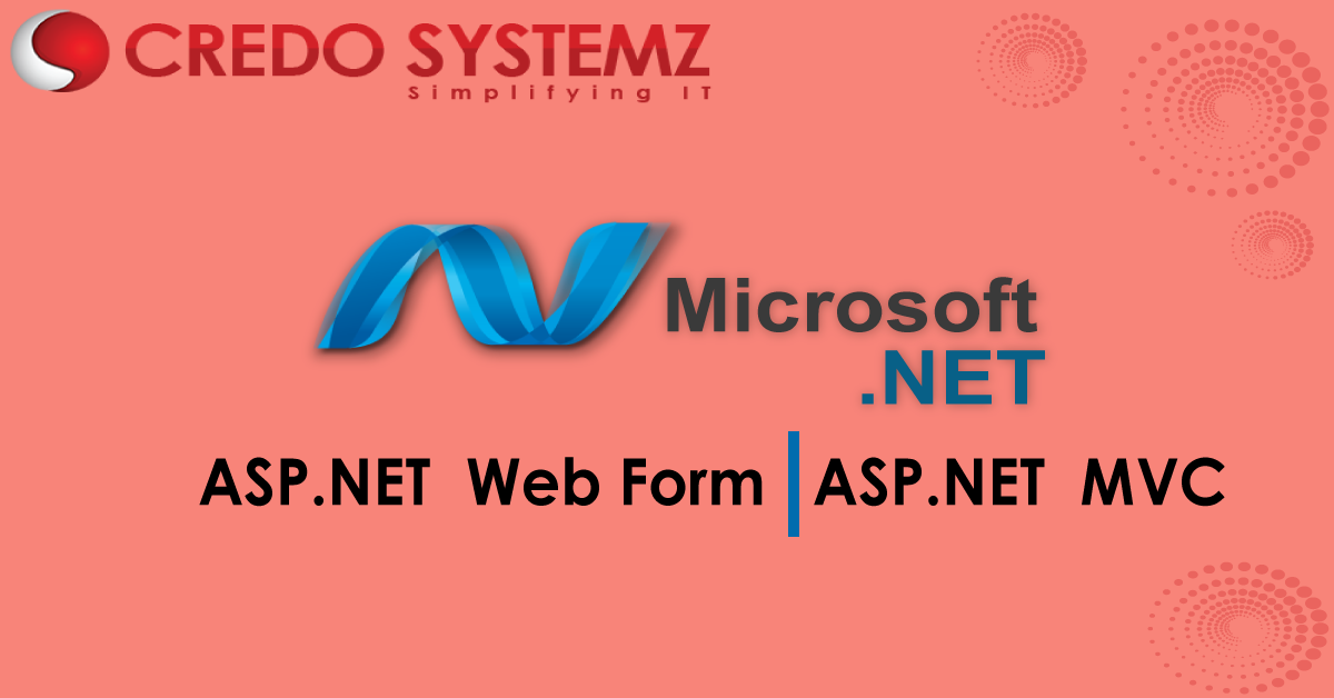 Difference between ASP NET Webform and ASP NET MVC - Dot Net