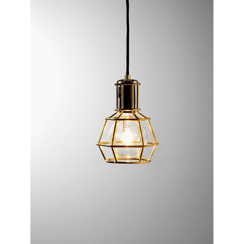 Work lamp pöytävalaisin, kulta Design House Stockholm - Osta kalusteita verkossa osoitteessa ROOM21