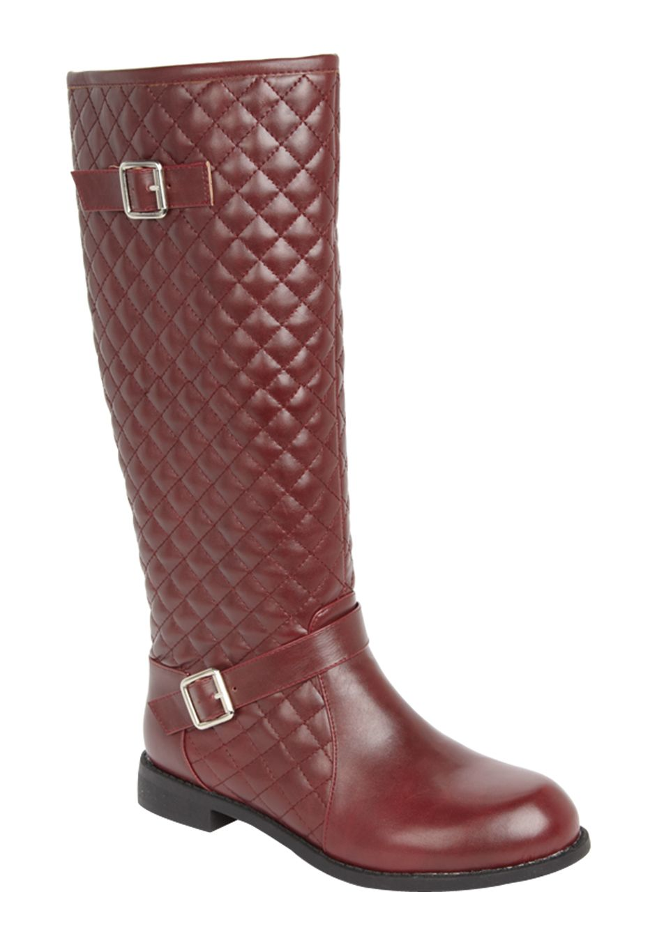 5d00775d3f2 Wide Width Bency Riding Boot by Comfortview ®