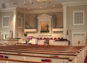 First baptist church mocksville north carolina sanctuary - Interior design schools in south carolina ...