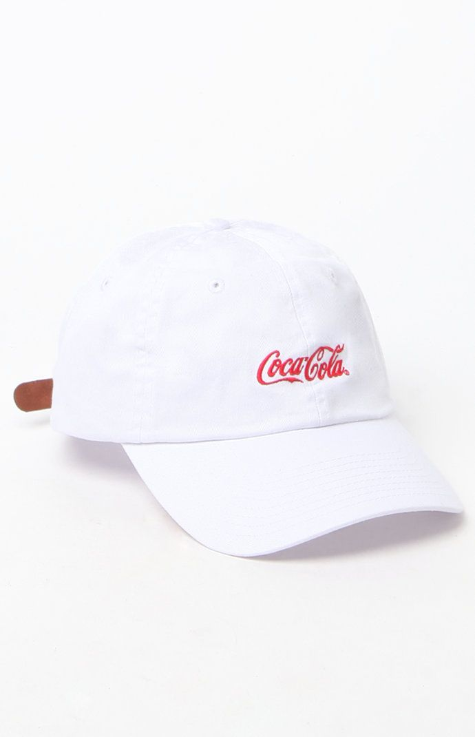 6b4208c3b29f60 x Coca-Cola Strapback Dad Hat | cap it in 2019 | Hats, Outfits ...