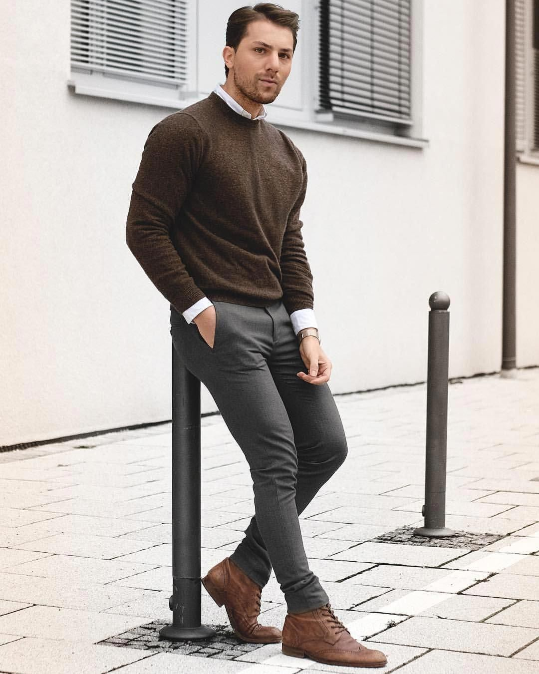 mensfashionsmart  smart casual menswear smart casual
