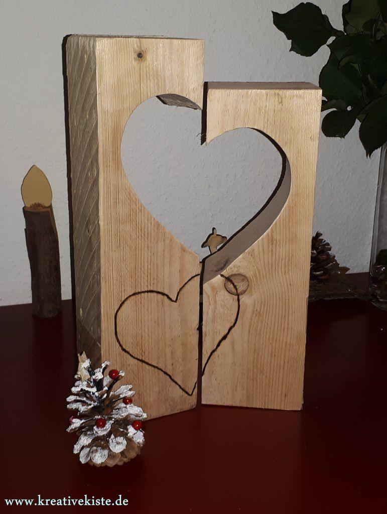 Charmant Herzen Bandsaege Vorlage Bauen Kreative Holz Geschenke