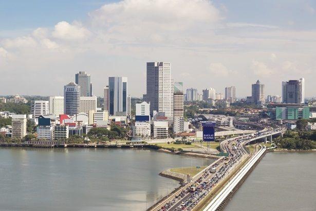 View of Johor Bahru resize