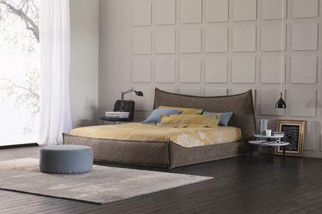 Oggioni Mobili ~ Bravo puppy max upholstered low storage bed dreaming oggioni