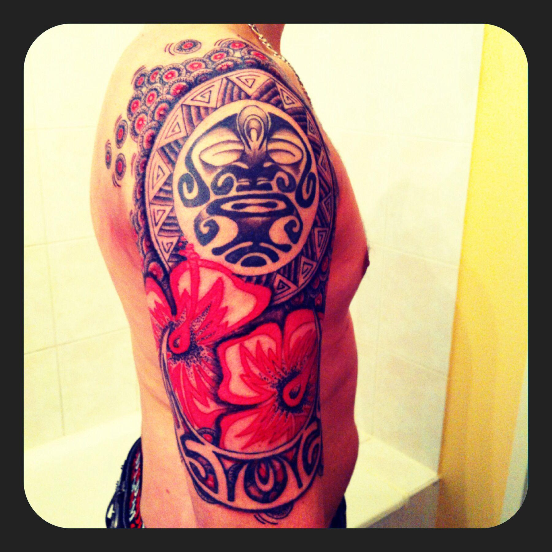 #Fred_naud_tattoo