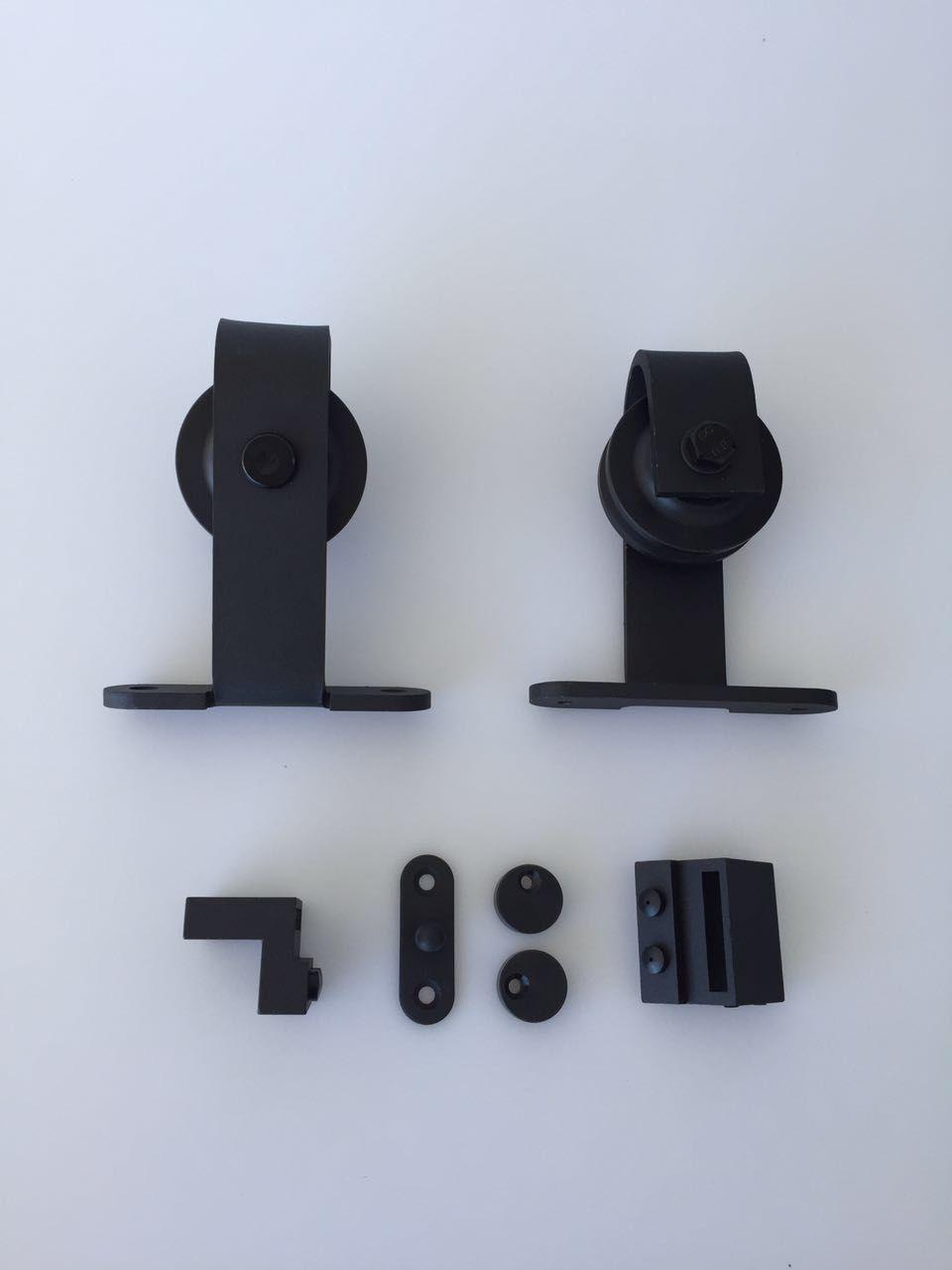 Accessories sliding barn door rollers kits b01 diy